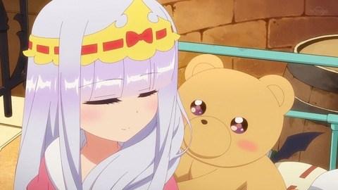 魔王城でおやすみ 3話 感想