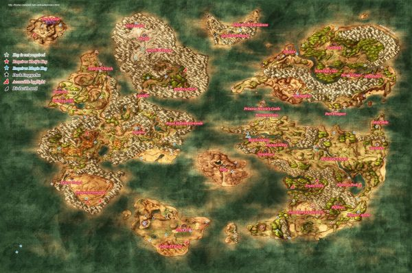 20+ Dragon Quest 9 Treasure Map Locations Pictures and Ideas on Meta