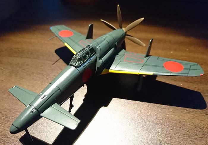 【レビュー】ディアゴスティーニ 第二次世界大戦傑作機 ...
