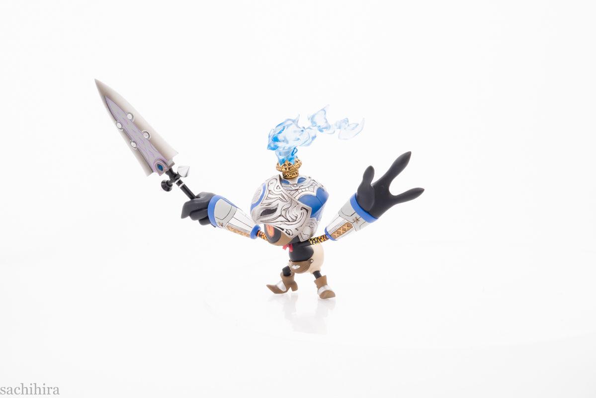アートスピリッツ 【プレシャスコレクション】魔女と百騎兵 メタリカ&百騎兵 (デコマス) : ONE KNIGHT
