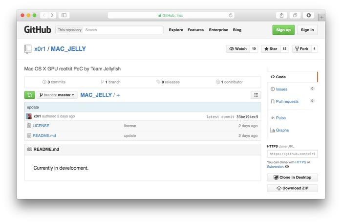 OpenCLとNVIDIA GPUを使用して動くKeylogger型マルウェア「Jellyfish」のMac版