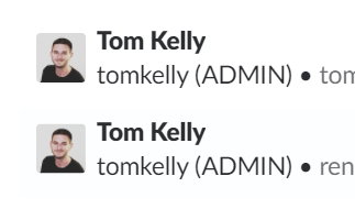 トムケリーさんなりきりDM注意