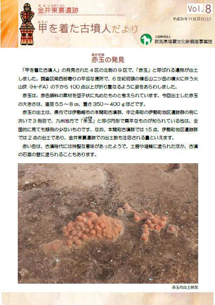 Ancient Botanical Garden:金井東裏遺跡