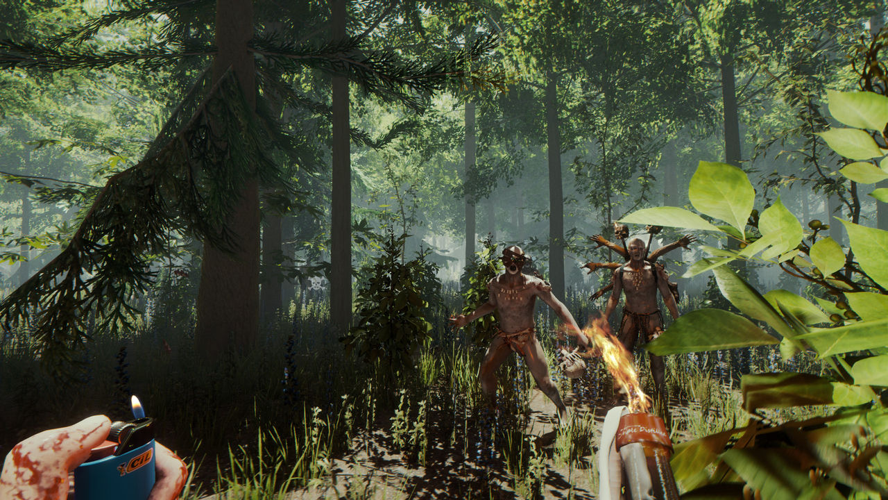 狂気の森林を舞臺にしたサバイバルホラーシム『The Forest』海外 ...