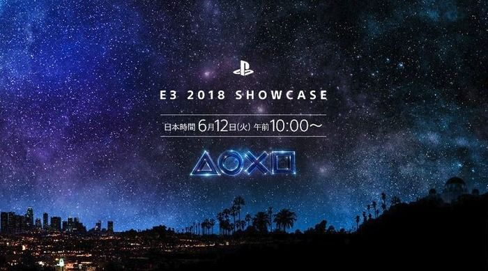 PlayStation E3 2018 SHOWCASE