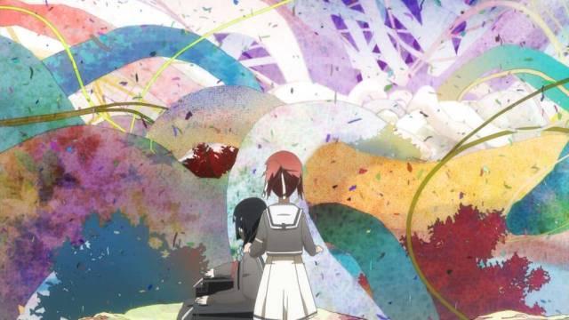 Yuki Yuna is a Hero anime review vertex