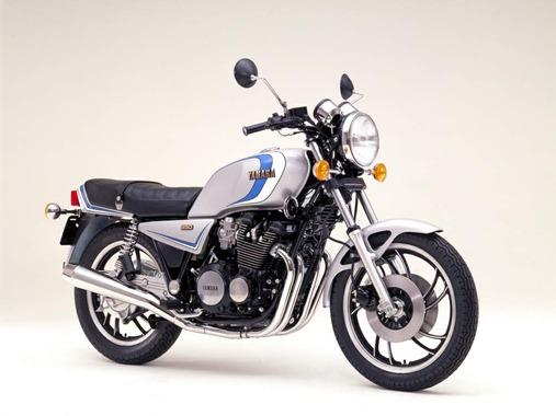 Yamaha XJ650G 80  3