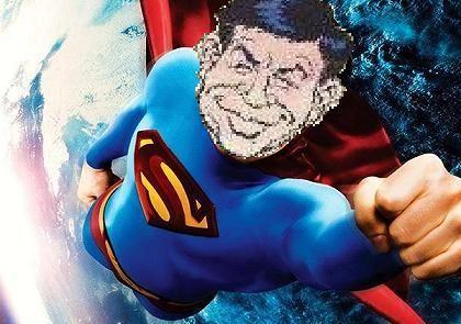 正義の味方 スーパーマン デンマン Denman BLog