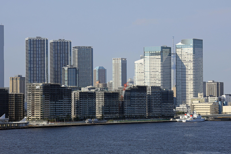 東京スカイツリー定點観測所 : 各地から望む