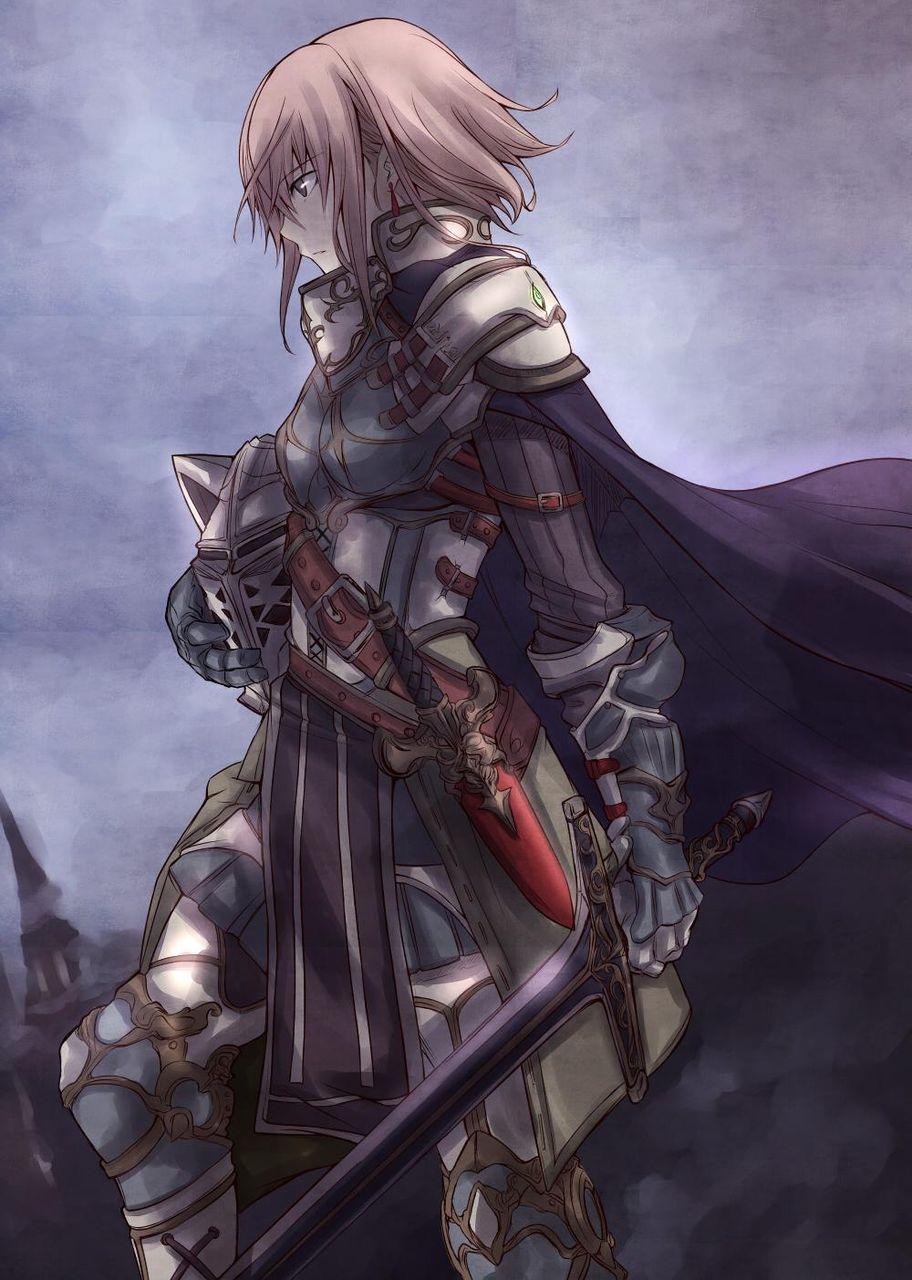 ってなんじぇですかー : 女騎士とかいうお約束軍団