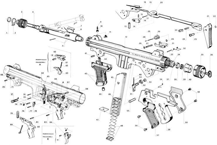 Beretta M12S : GUN-ZUKI! WEB STUDIO