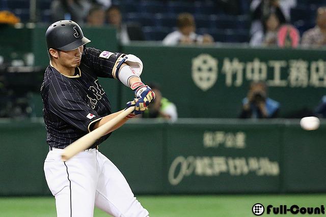 鈴木誠也WBC侍ジャパン日本代表