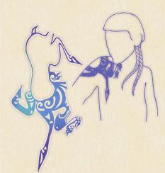 tattoos of a Siberian princess 02
