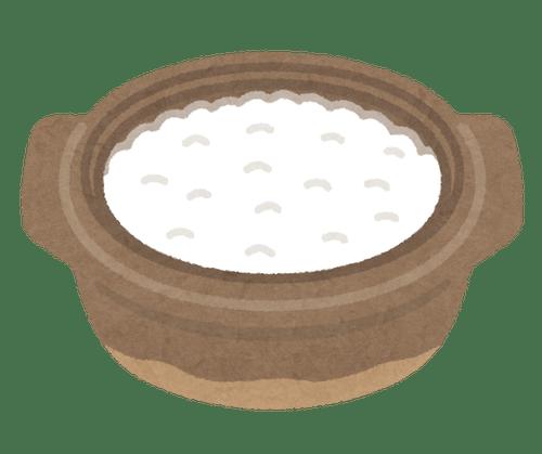 food_donabe_gohan