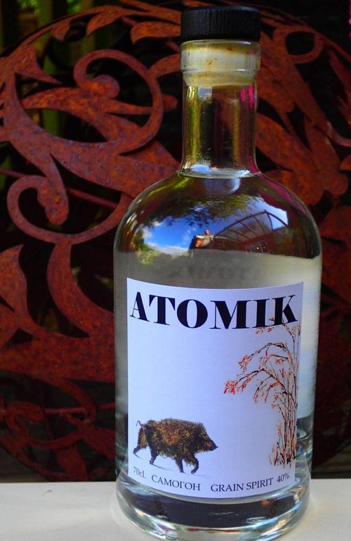 "Chernobyl-launches-""Atomik""-atomic-vodka"