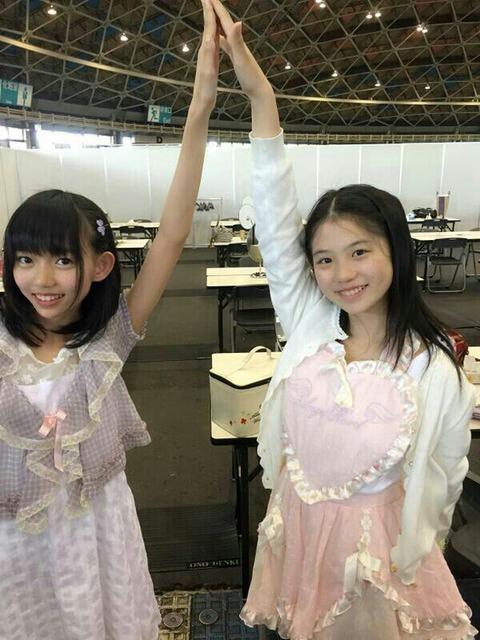 【SKE48】昔のゆなな可愛すぎwww【小畑優奈】