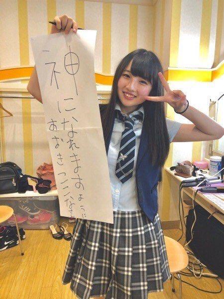 【画像】ここなさんとかいうSKE48の最終兵器wwwwww