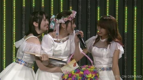 【悲報】NMB48武井紗良卒業でドラフト1期が全滅・・・