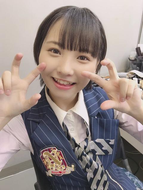 【画像】NMB48本郷柚巴がとんでもない美少女になっていると話題沸騰!!!