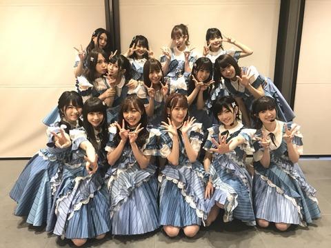 【AKB48】53rdで握手完売出したメン18人が54thの選抜でよくね?【握手会】