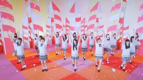 SKE48の新曲MV(公開2週間)再生数をNMB48の新曲MVが32時間でうっかり超えてしまうwww