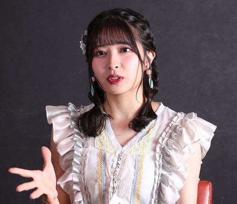 "【AKB48】行天優莉奈が「もう無理…」大号泣した恐怖体験、1週間""無""になる後遺症も"