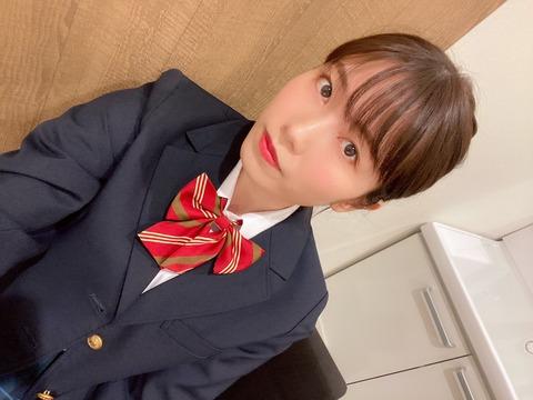 【AKB48】横山由依が11月11日「ローカル路線バスvs鉄道 乗り継ぎ対決旅 3時間半SP」に出演!ももクロ紫の高城れにと対決!