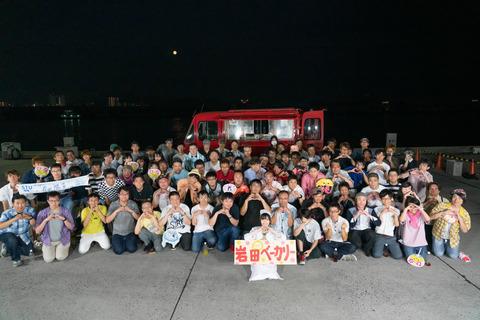 【STU48】岩田ベーカリーに集まったヲタが精鋭揃い【岩田陽菜】