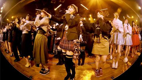 【AKB48G】劇場公演のVRライブ配信を「LiVR」で2月3日に提供開始