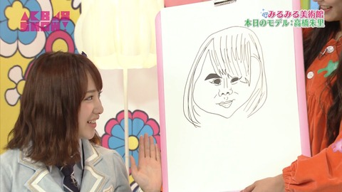 【AKB48G】絵心があるメンバーって誰?
