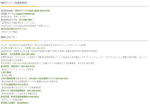 【NGT48暴行事件】ガルちゃんの凸攻撃一覧が見境なさすぎてエグイwww
