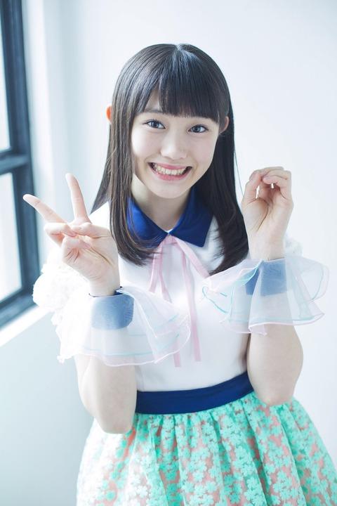 【衝撃】ハロプロ小野田紗栞(19歳)、AKB48チーム8静岡県代表オーデ次点で落選