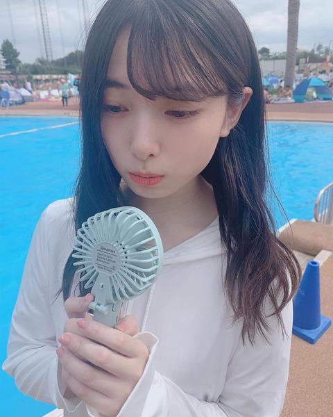 【AKB48】ついに久保怜音ちゃんのプール写真が来たー!!!