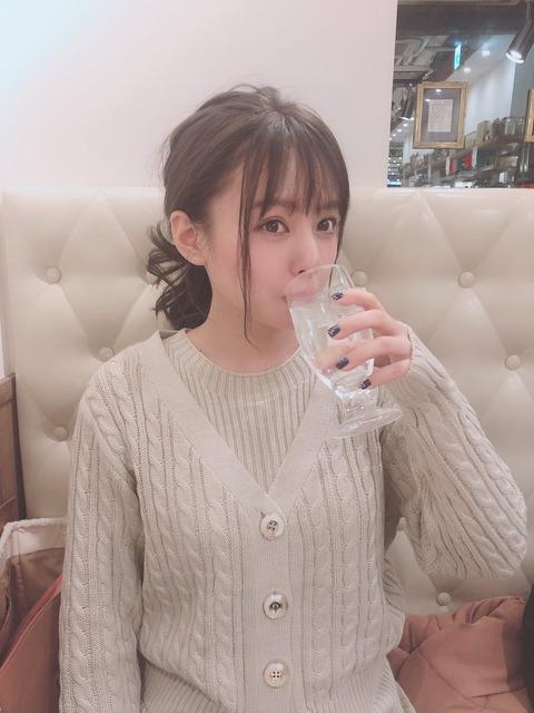 【元NMB48】山田菜々が暴露!「ホテルでマネージャーさんにバレないようにAV的なものを観てる子が」