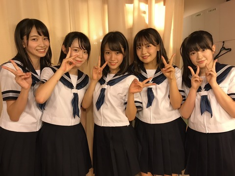 【AKB48G】セーラー服を着せたままエ●チしたいメンバー
