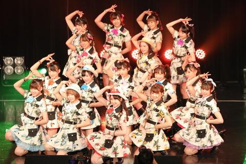 【AKB48】平日のチーム8公演は誰か卒業発表する法則