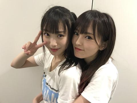 【NMB48】若手の人気順、梅山恋和>上西怜>山本彩加