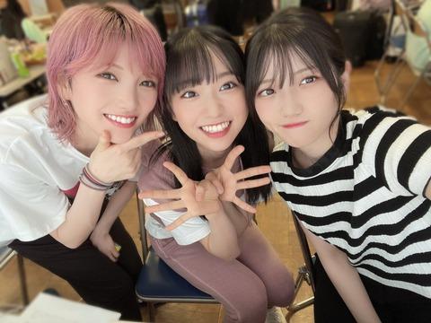 【AKB48】今の岡田奈々と村山彩希の人気も全盛期の高城亜樹や倉持明日香の半分にも満たないという現実
