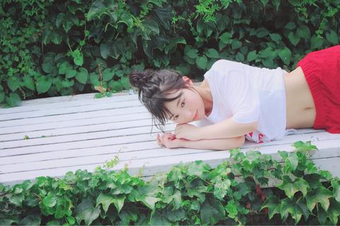 【HKT48】田中美久「おへそ出しだよ~~?」【みくりん】