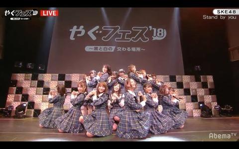 松井珠理奈率いるSKE48が戦うべき相手って乃木坂じゃなくてハロプロだよね?