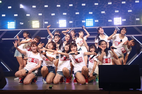 AKB矢作萌夏、HKT田中美久、SKE小畑優奈、NGT荻野由佳、NMBのエースは誰?