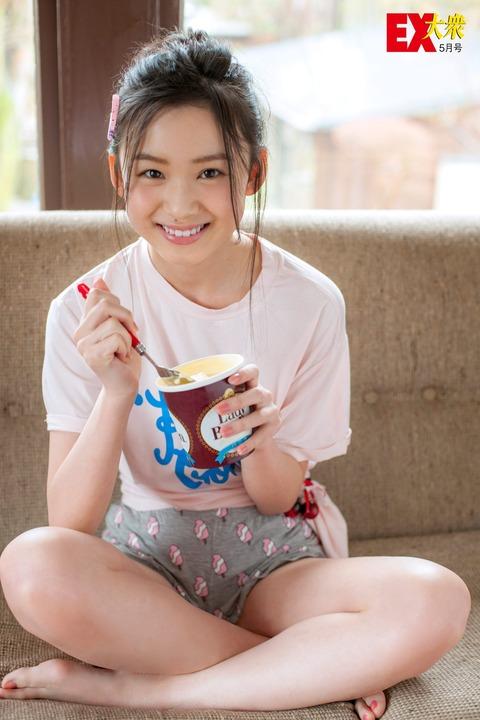 【HKT48】みるん「アイス、喰いてぇか??」【荒巻美咲】