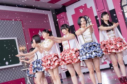 【HKT48】シングルで1番の名曲は「桜、みんなで食べた」だけど、2番目は何?