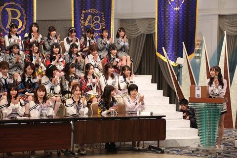 【生放送!AKB48緊急会議】SKE48がマジで嫌われてんのかってぐらい蚊帳の外なんだが
