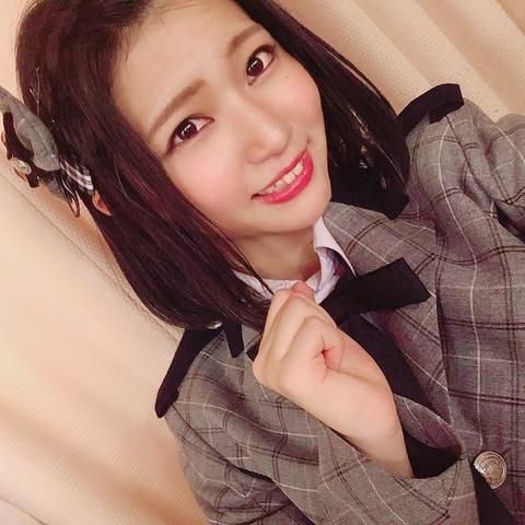 【AKB48】チーム8横道侑里が卒業発表