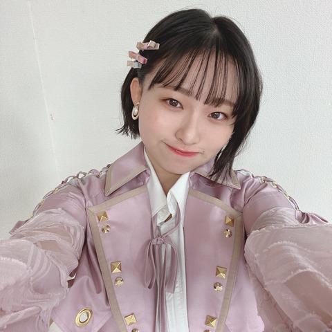 【悲報】NMB48北村真菜、公式ブログで卒業発表【まなてぃー】