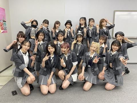 【AKB48】横山結衣、岡部麟、大西桃香、下尾みう、倉野尾成美←このあたりのメンバーがセンターになれない理由
