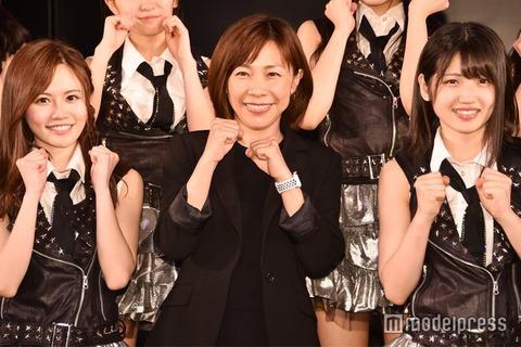 【AKB48】チームKキャプテン込山榛香さん、牧野アンナを睨みつけ舌打ちwww