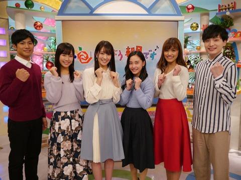 【朗報】NMB48新キャプテン小嶋花梨が「おはよう朝日です」のレポーター就任決定!