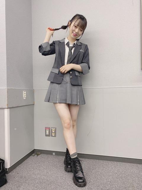 【AKB48】西川怜とかいう色白、スレンダー、清楚なメンバーが人気出ない理由はなに?